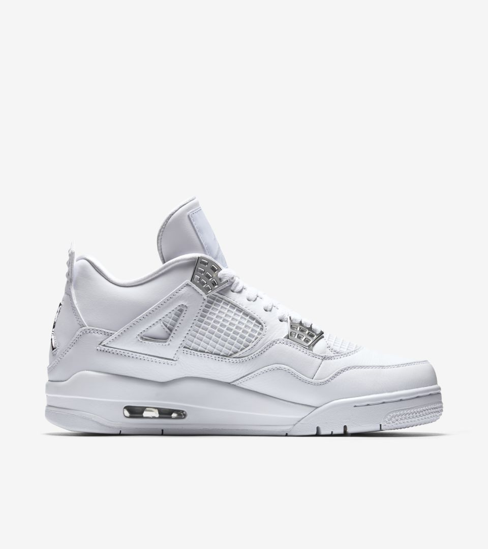 6ee6884b03b7 Air Jordan 4 Retro  Pure Money  Release Date. Nike⁠+ SNKRS