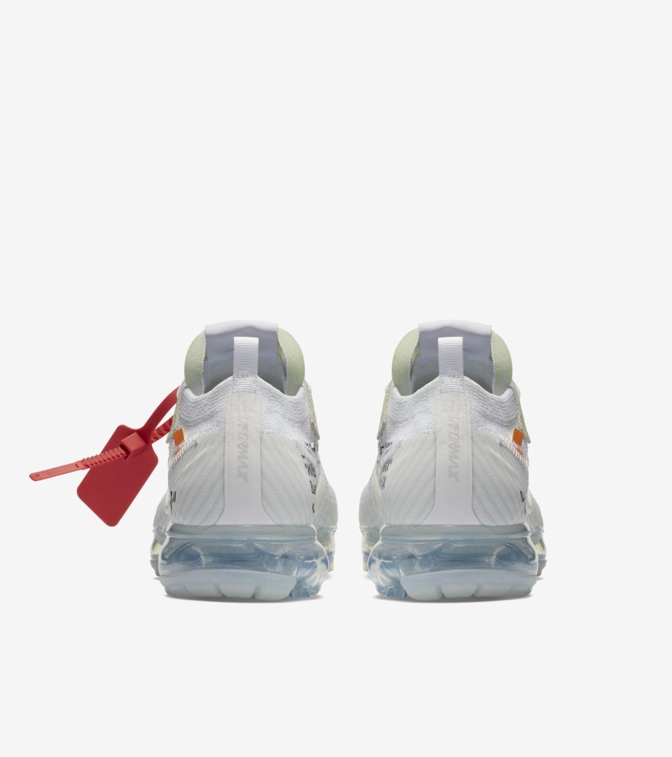 AIR VAPORMAX X OFF-WHITE