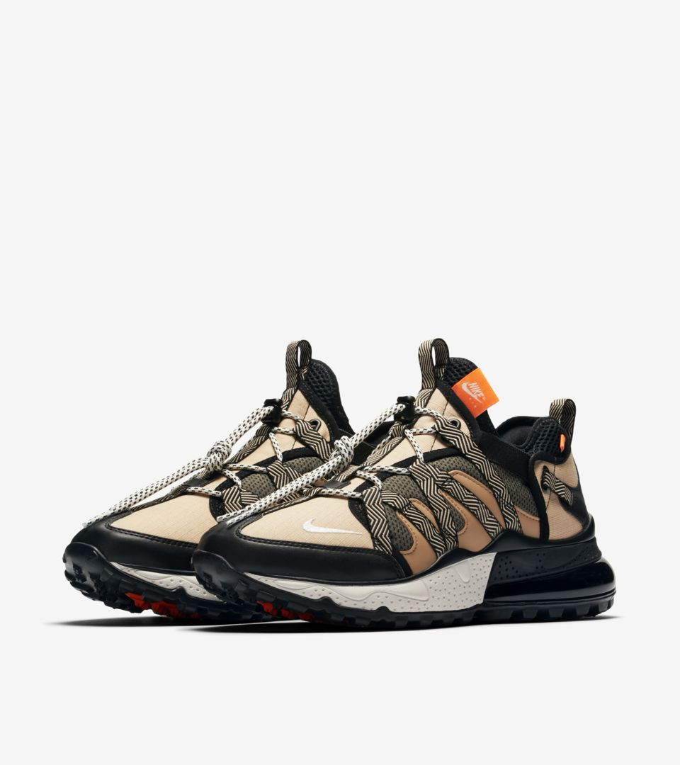 best cheap 907af 38f10 Nike Air Max 270 Bowfin 'Trail Mix' Release Date. Nike+ ...