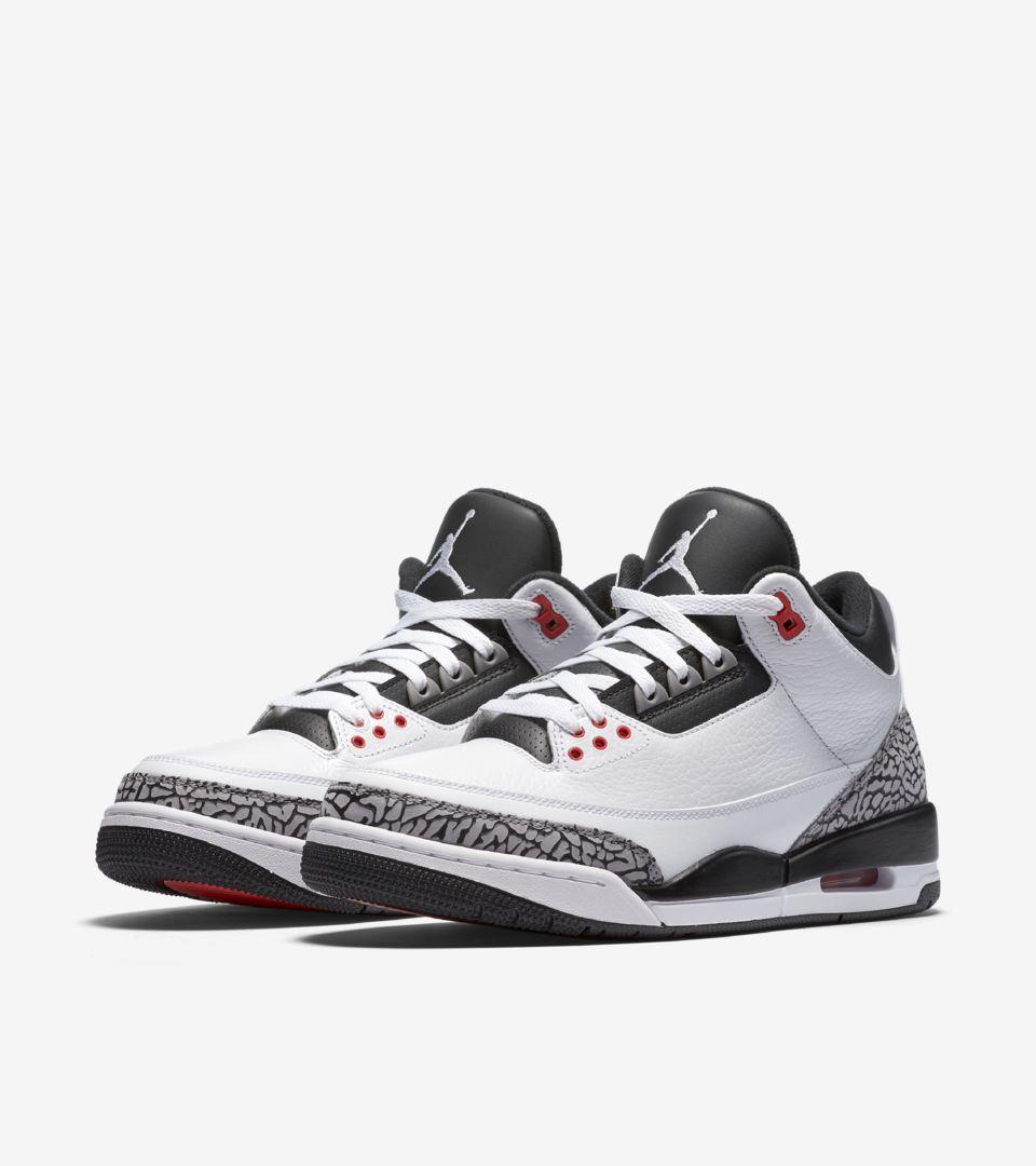 best website 5ab04 d3a69 Air Jordan 3 Retro 'Infrared 23'. Release Date. Nike+ SNKRS