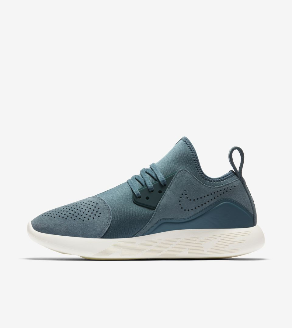 size 40 30bea f7c3b Nike Lunarcharge Premium 'Iced Jade & Sail'. Nike⁠+ SNKRS