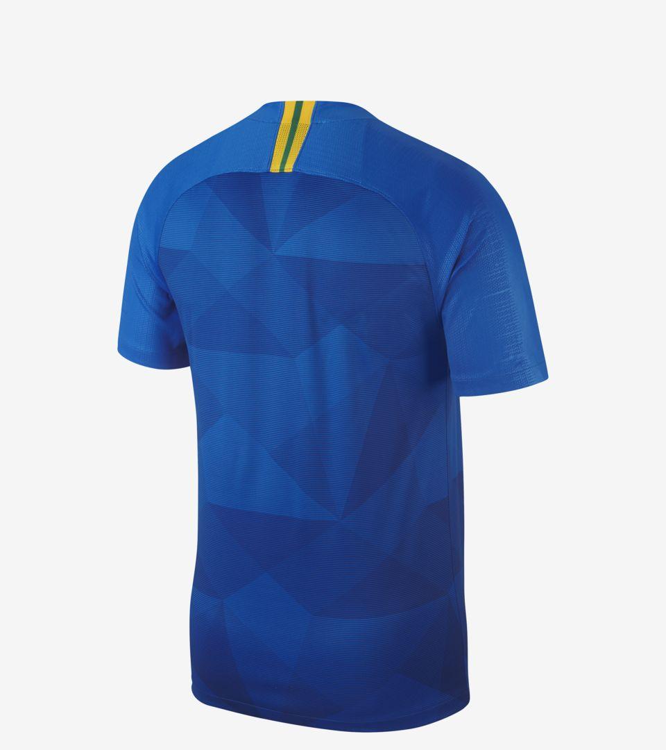 2018 Brasil Stadium Away Kit