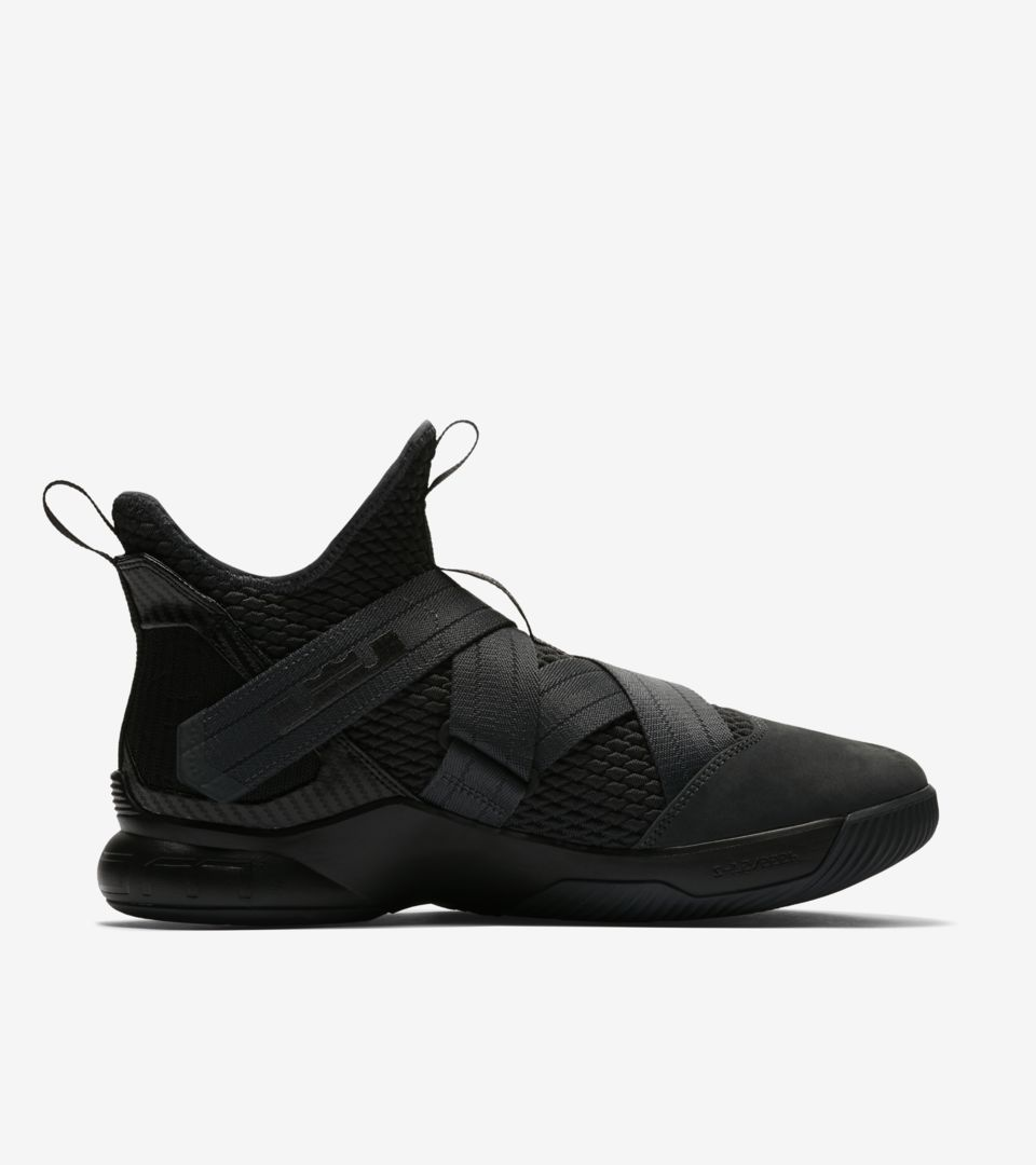 hot sale online 3cffe 59f0d Nike LeBron Soldier 12 SFG 'Dark 23' Release Date. Nike⁠+ SNKRS