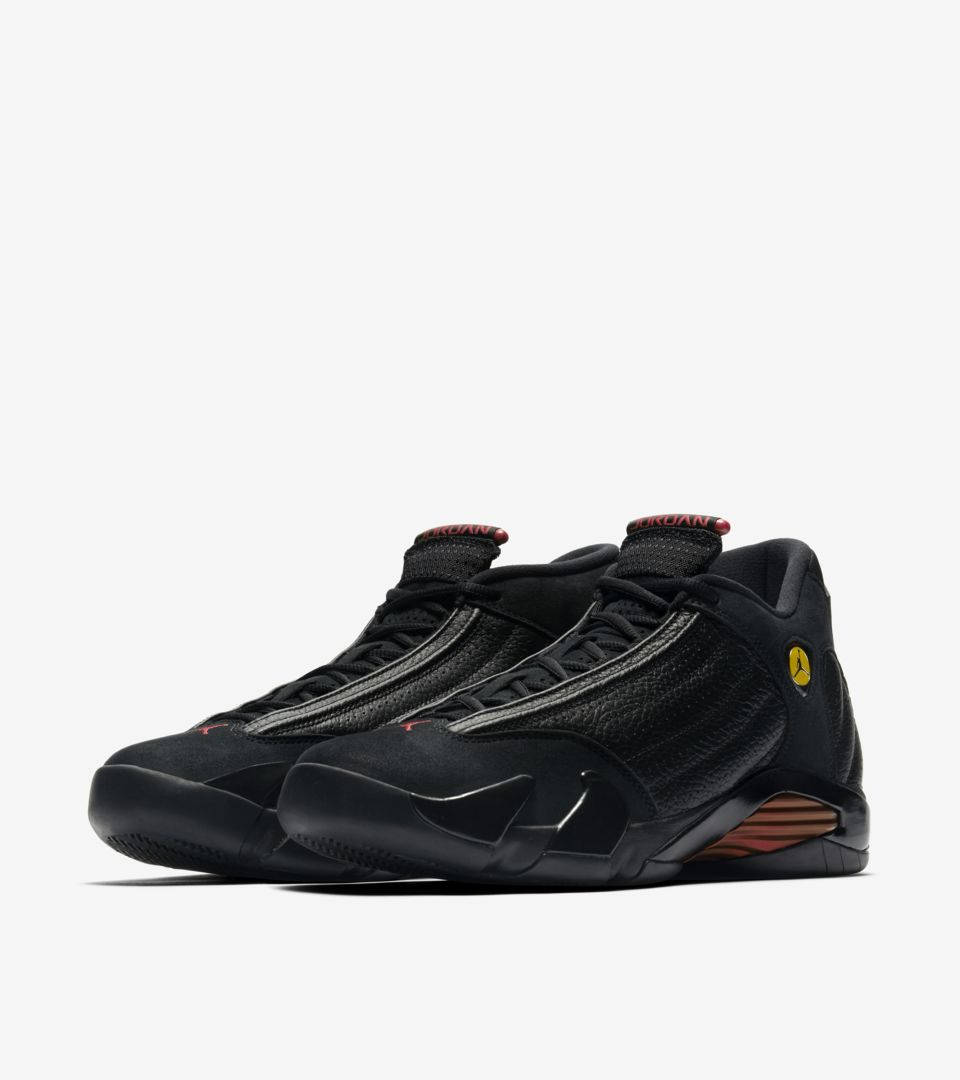 536c49352a06 Air Jordan 14  Last Shot  Art of a Champion Release Date. Nike⁠+ SNKRS