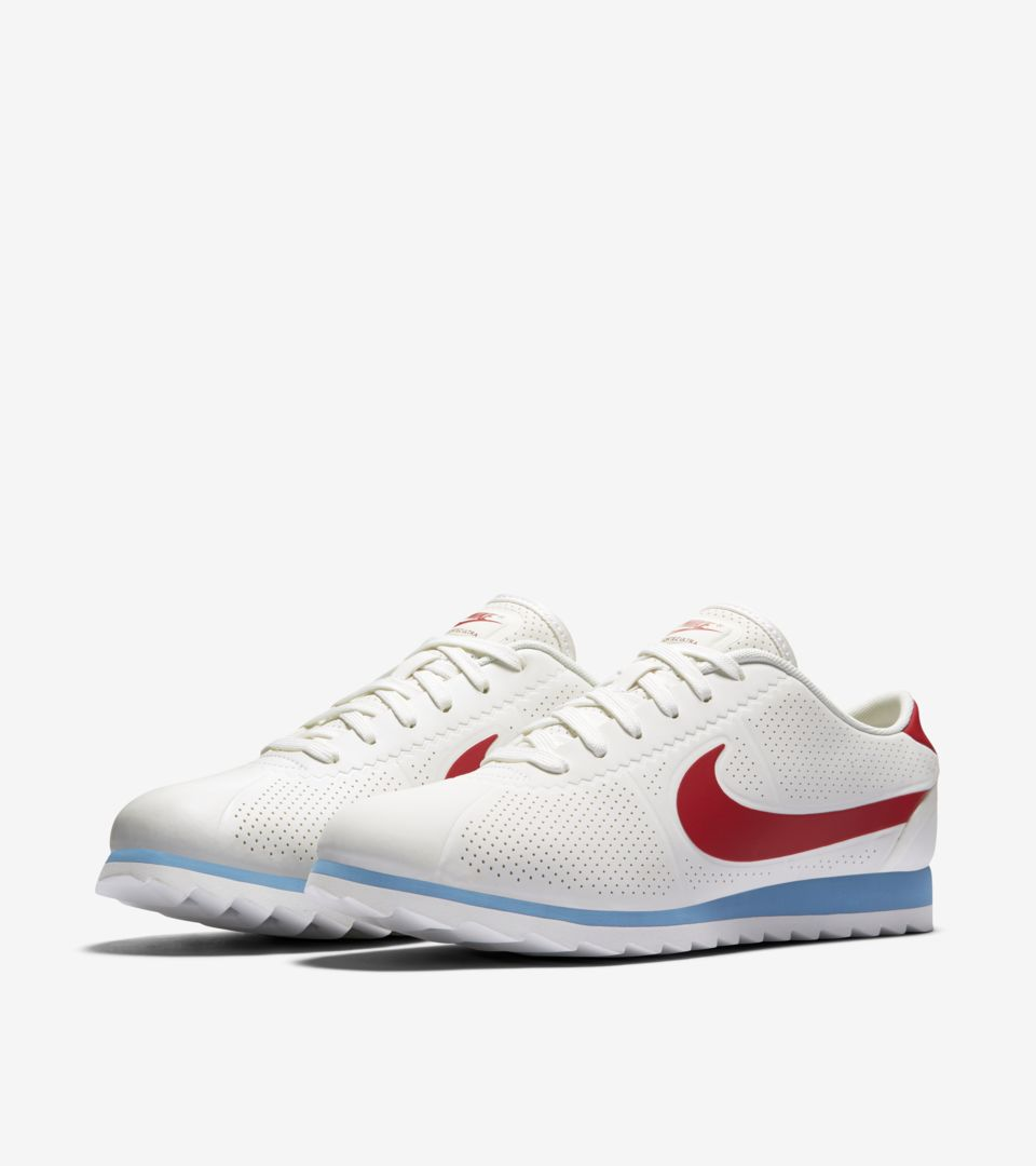 quality design 5dad0 0a086 Women's Nike Cortez Ultra Moire 'White, Varsity Red & Blue ...