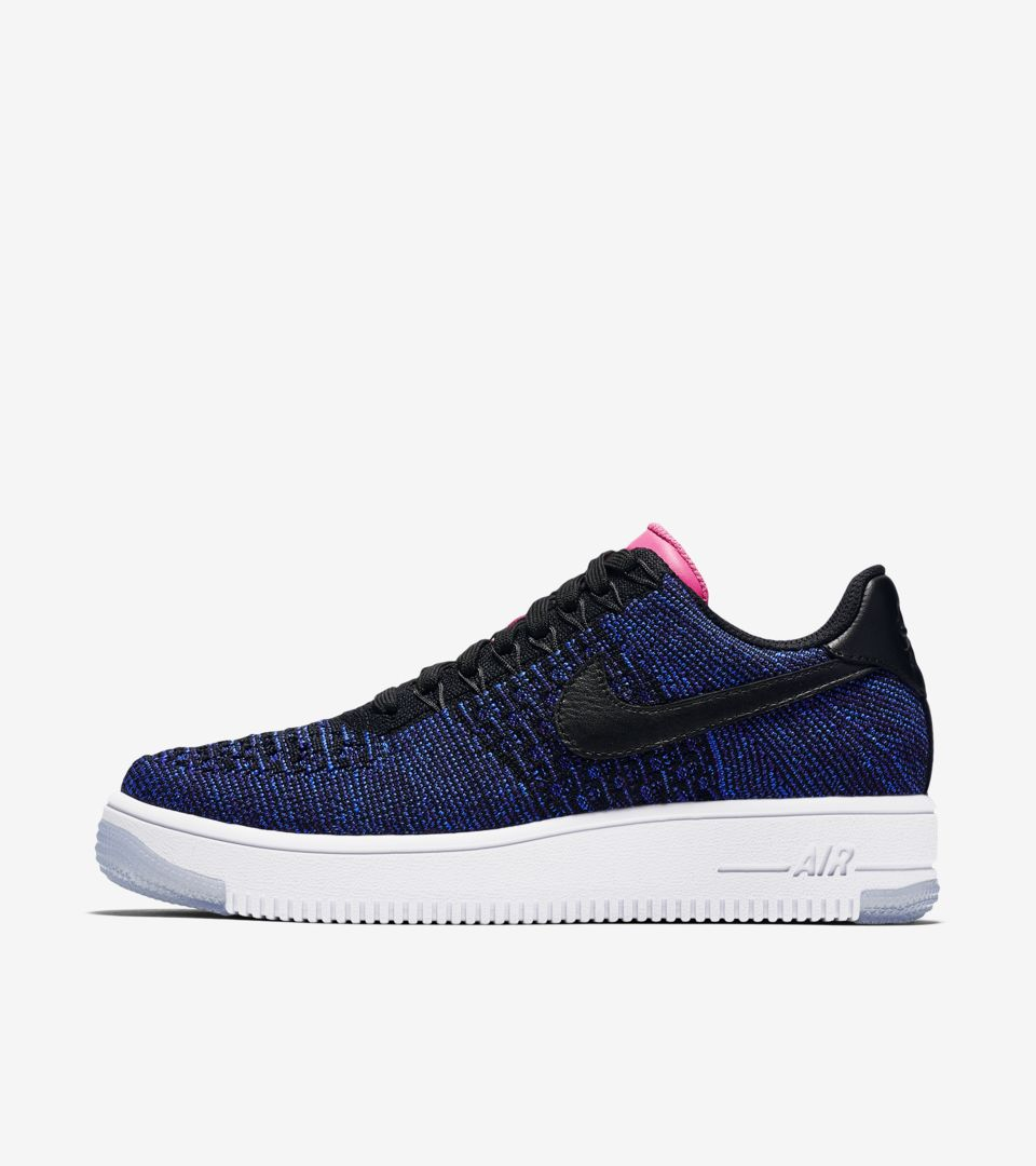 sports shoes ae1a9 5f7a5 WMNS AIR FORCE 1 FLYKNIT LOW ...