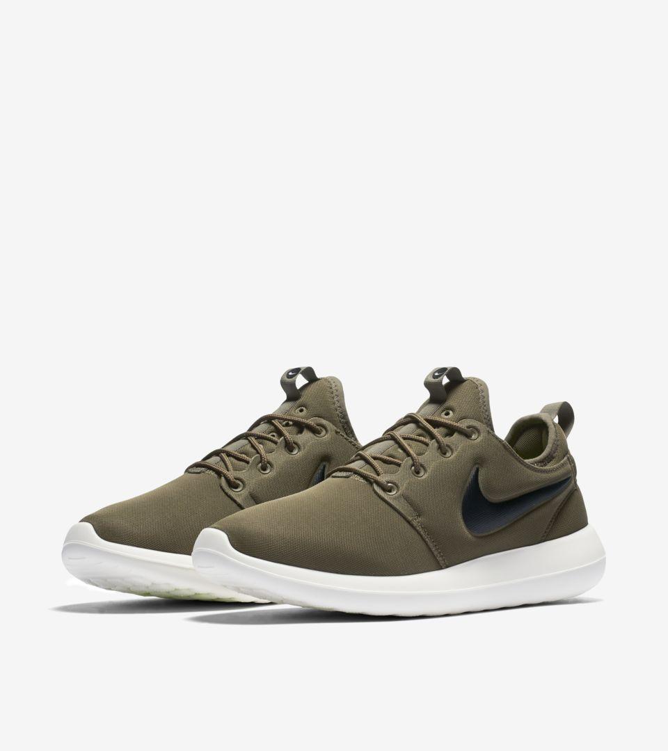 huge discount bd236 5de17 Nike Roshe 2  Iguana   Sail . Nike+ SNKRS