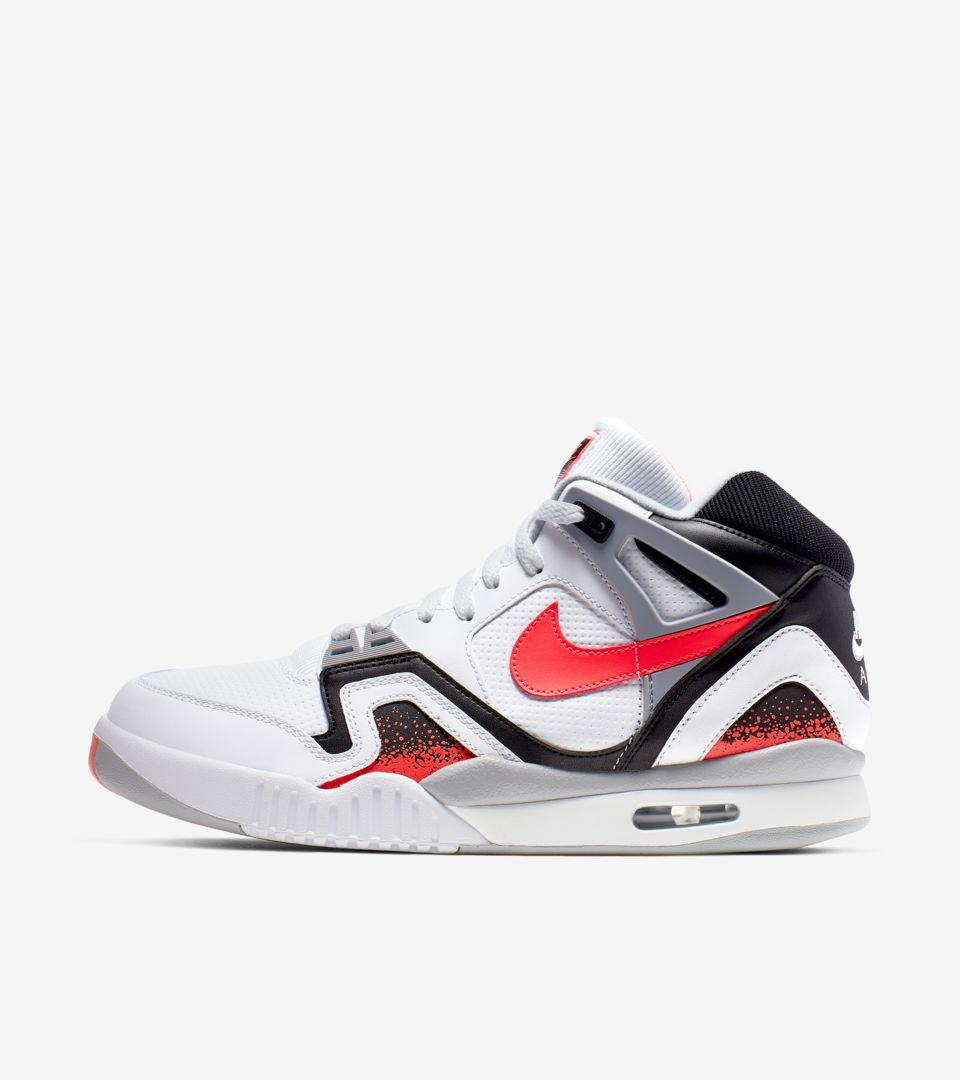 Nike Air Tech Challenge II 'Hot Lava' Release Date
