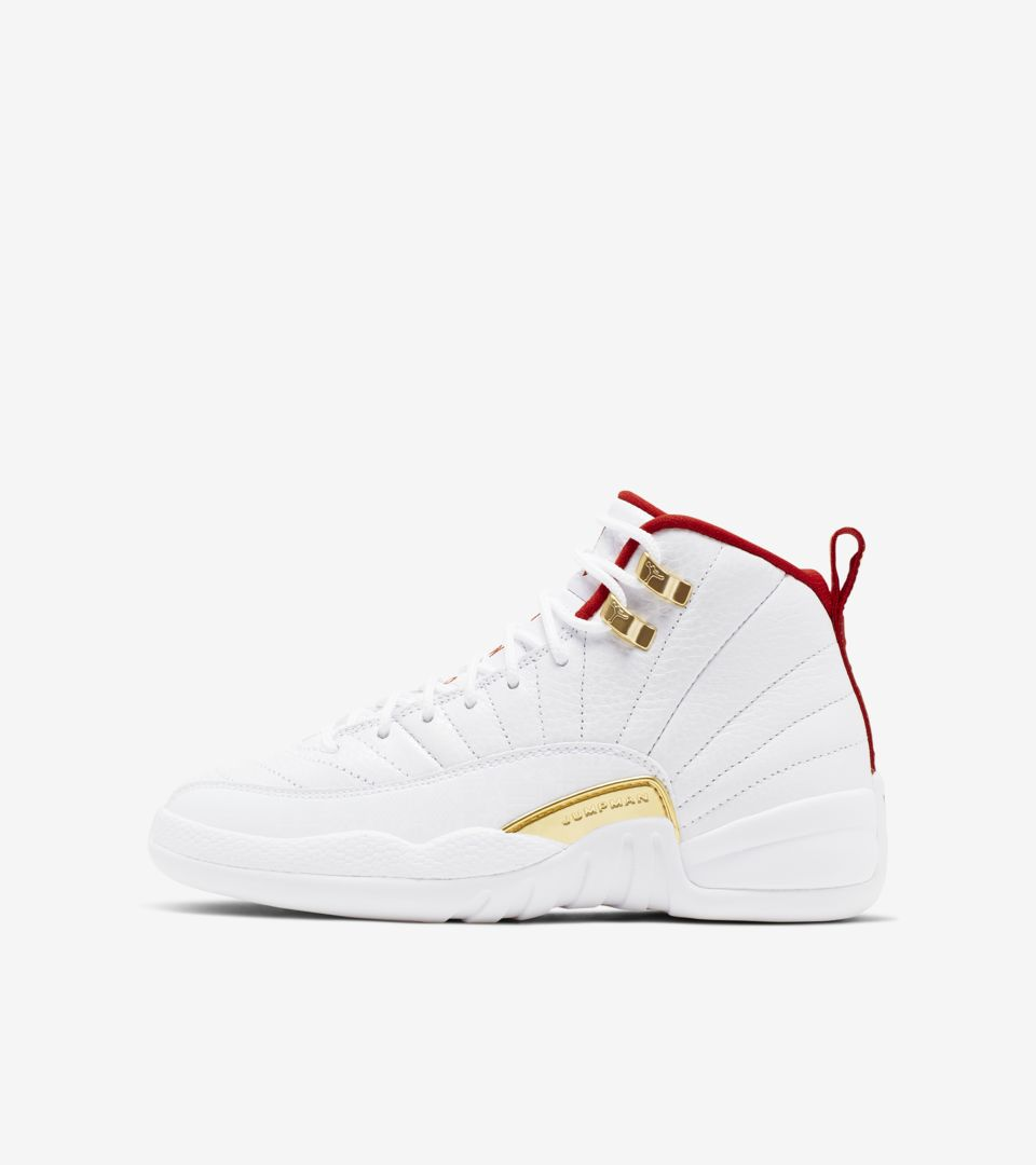 separation shoes efc43 9f664 Air Jordan XII 'White/University Red' Release Date. Nike+ SNKRS