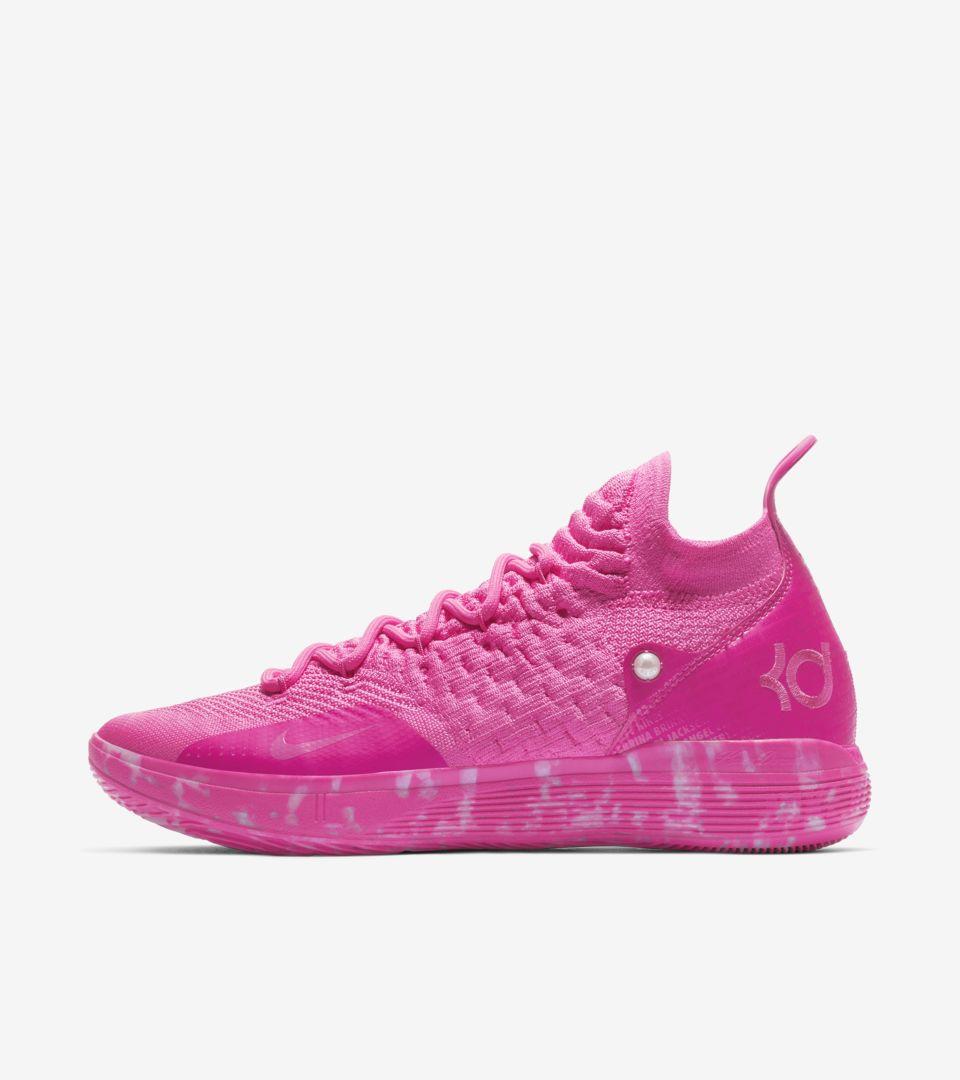 brand new 6cbf3 a7ef7 Nike KD 11 'Aunt Pearl' Release Date. Nike+ SNKRS