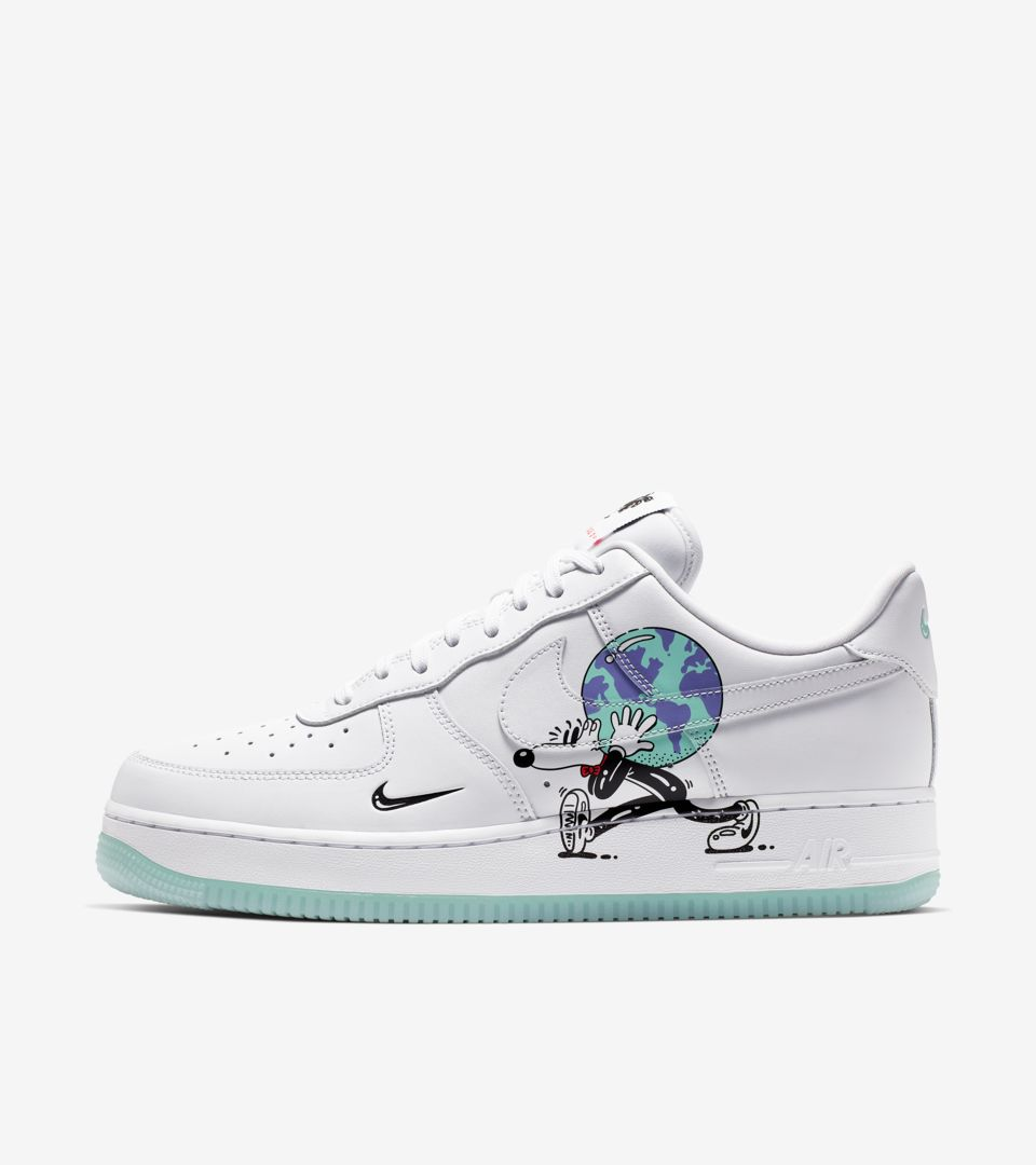 Nike Air Force 1 'Earth Day Collection' Release Date