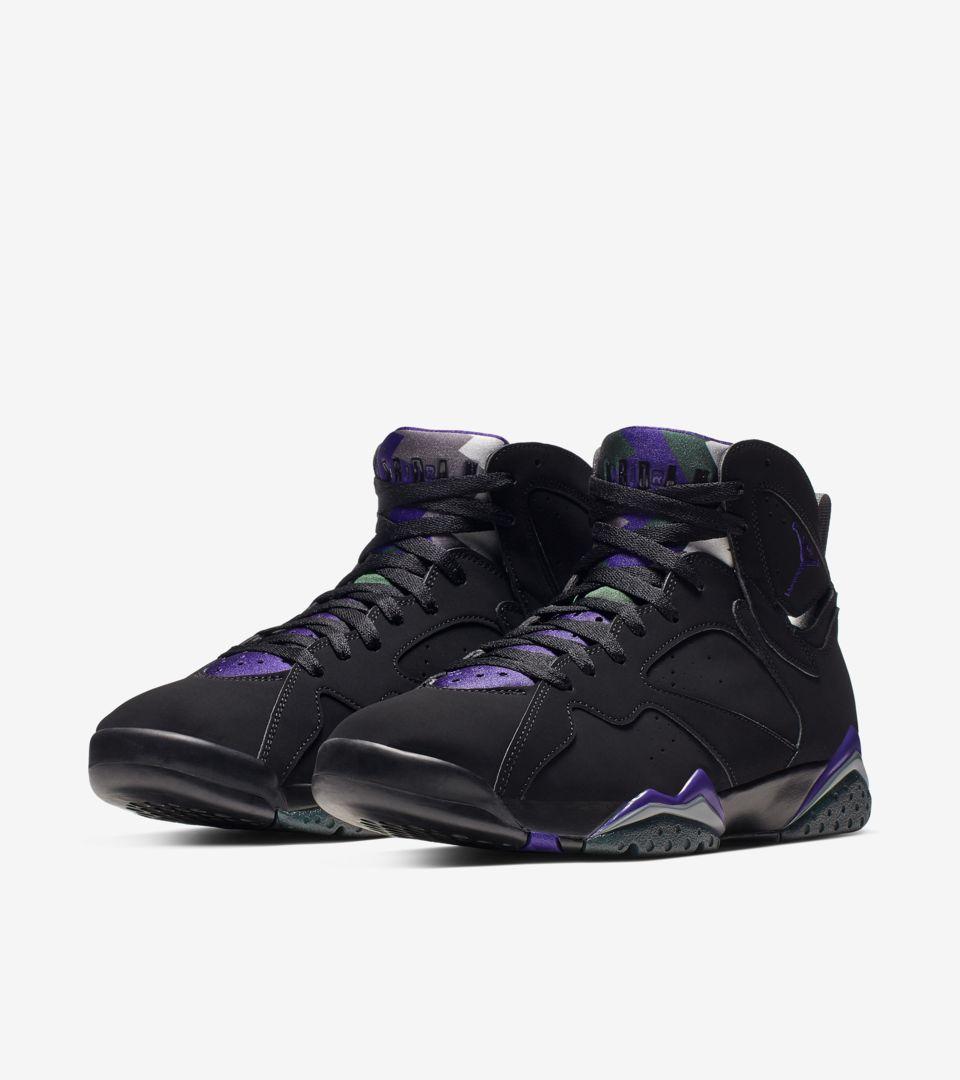 more photos 8308b 6f093 Air Jordan 7 'Ray Allen' Release Date. Nike+ SNKRS