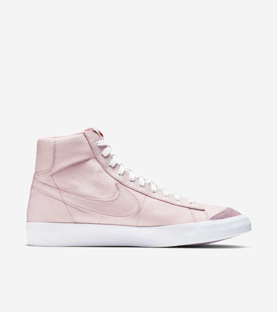 new style ea2c7 c7930 Nike Blazer Mid  77 Vintage  Pink Foam  ...
