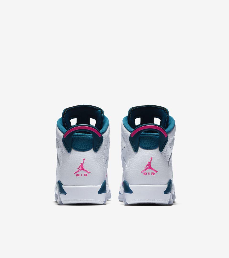 sports shoes 3758f fb893 Big Kids  Air Jordan VI. Green Abyss