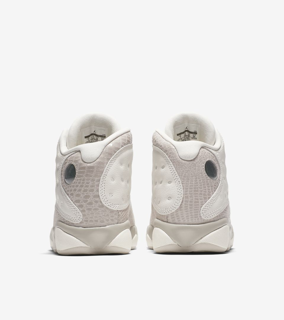 b7e1d546d24 Women's Air Jordan 13 'Moon Particle' Release Date. Nike+ SNKRS