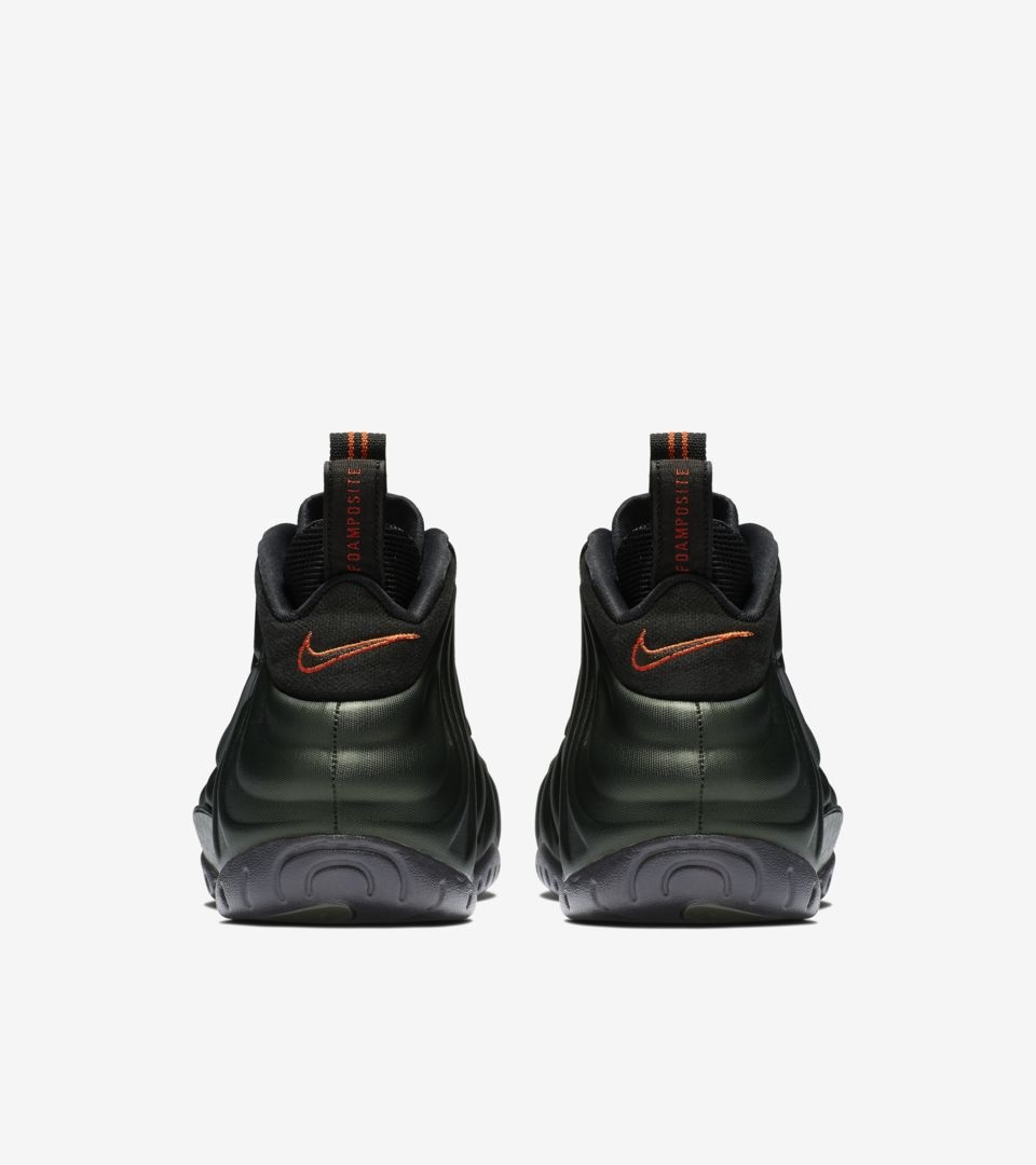 a1114b25662 Nike Air Foamposite Pro  Sequoia   Black  Release Date. Nike⁠+ SNKRS