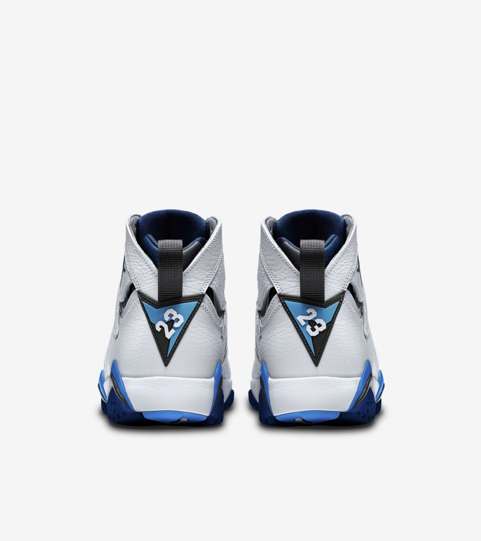 buy online 0b3a9 ba154 Air Jordan 7 Retro 'French Blue'. Nike⁠+ SNKRS