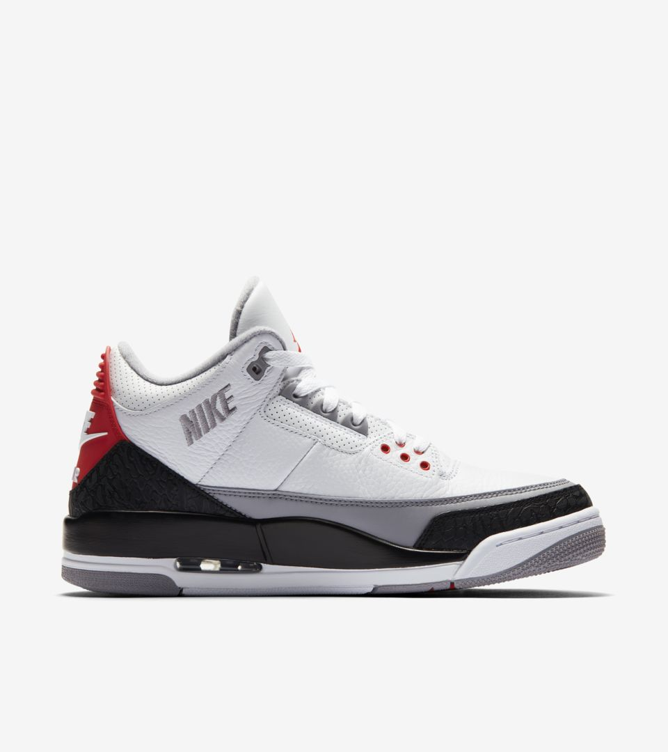 b32b4a903edf72 Air Jordan 3  Tinker  Release Date. Nike+ SNKRS