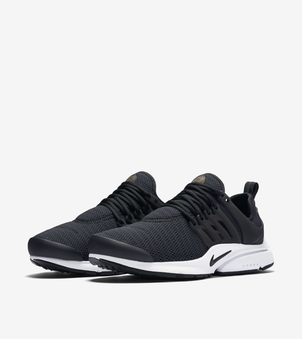low priced e5a40 89661 Women s Nike Air Presto  Black   White  Release Date. Nike⁠+ SNKRS