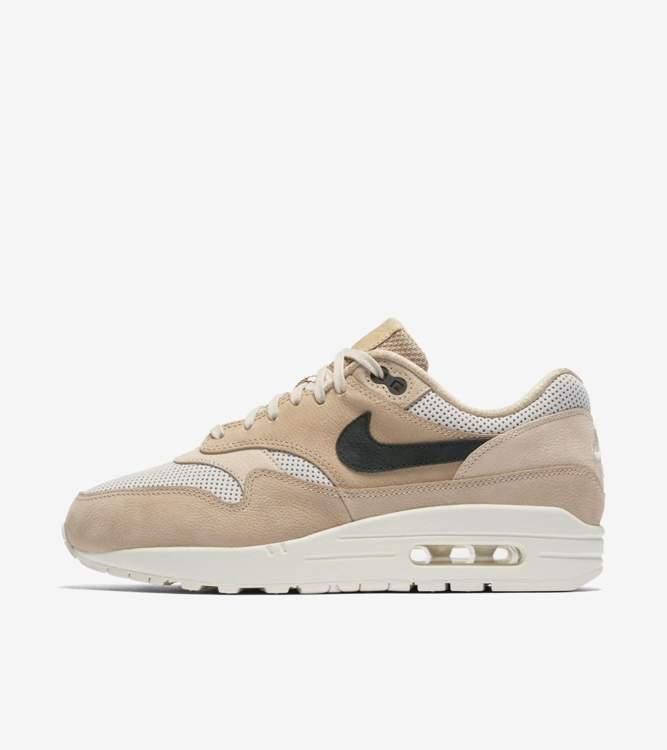 Women's Nike Air Max 1 Pinnacle 'Mushroom'. Nike?Plus SNEAKRS LU