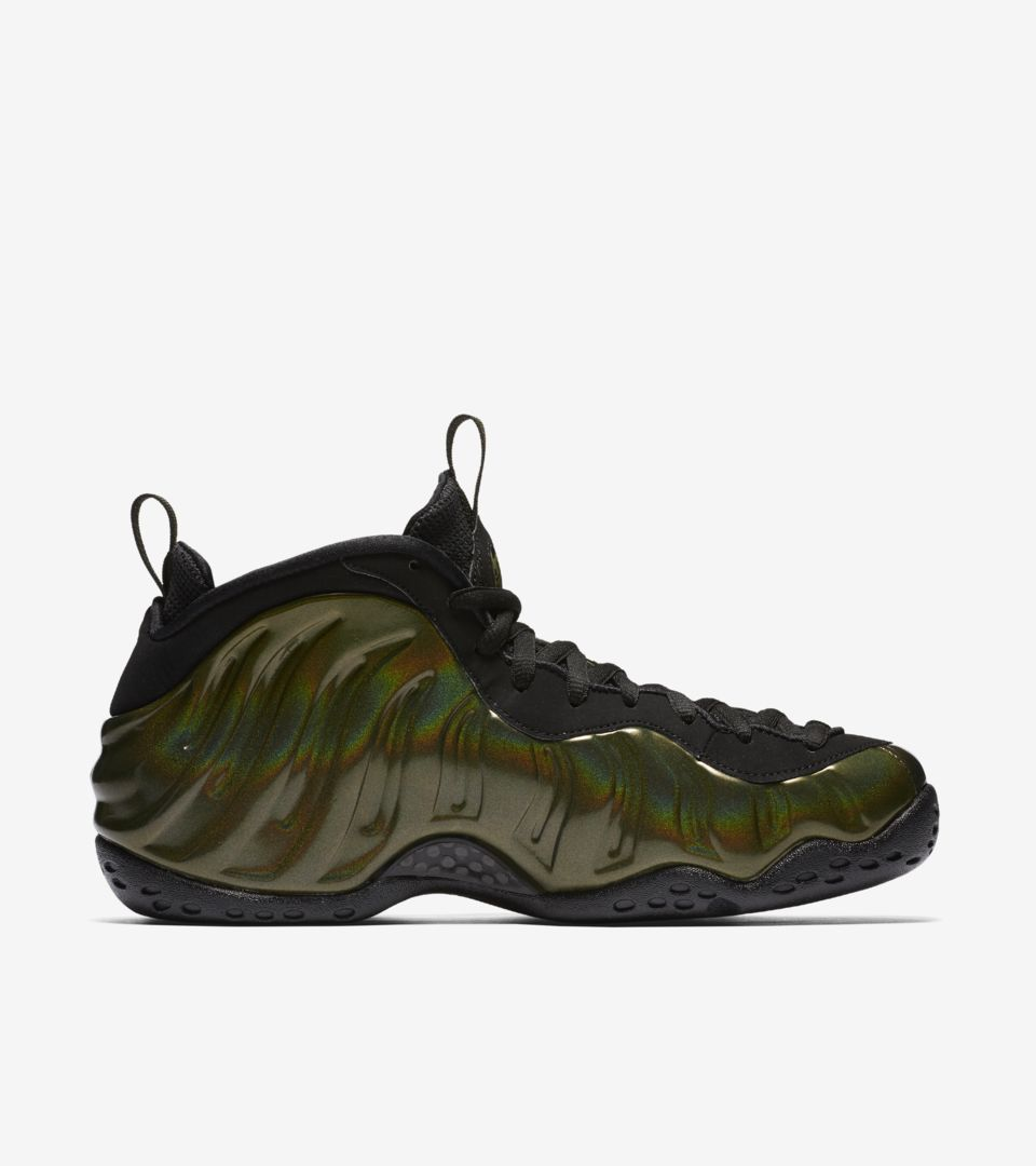 ee532e5968f3f Nike Air Foamposite One  Legion Green  Release Date. Nike⁠+ SNKRS