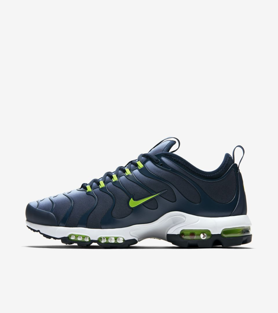 wholesale online 100% top quality recognized brands Nike Air Max Plus Tn Ultra 'Binary Blue' Release Date. Nike ...