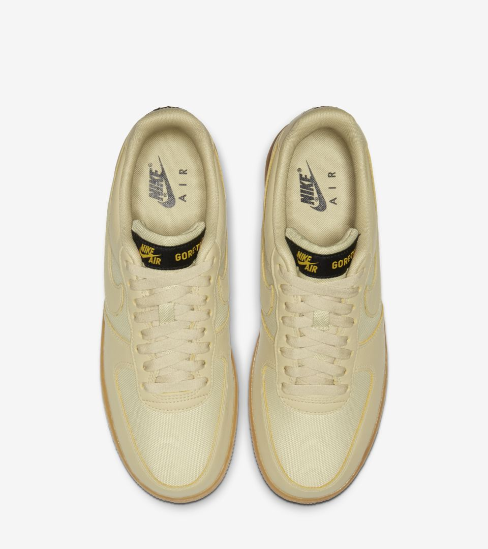 Air Force 1 Low Gore-Tex 'Team Gold' Release Date