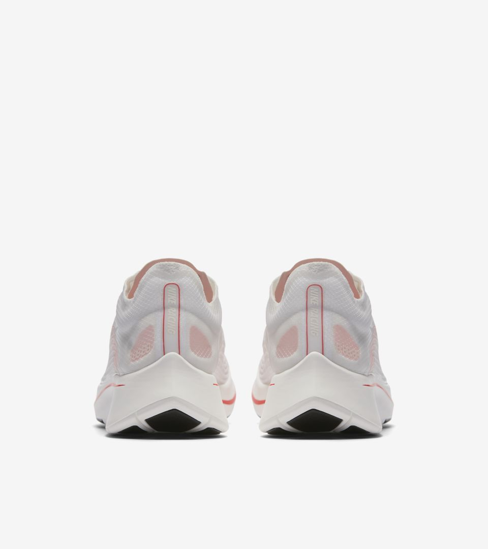 97be6f41e14e Nike Zoom Fly SP  White   Bright Crimson  Release Date. Nike+ SNKRS