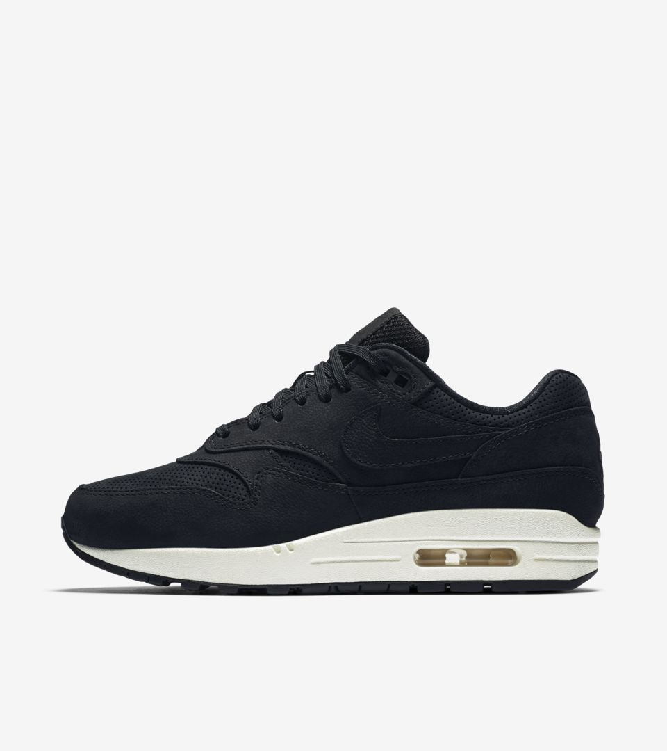 Women's Nike Air Max 1 Pinnacle 'Black'. Nike SNEAKRS SI