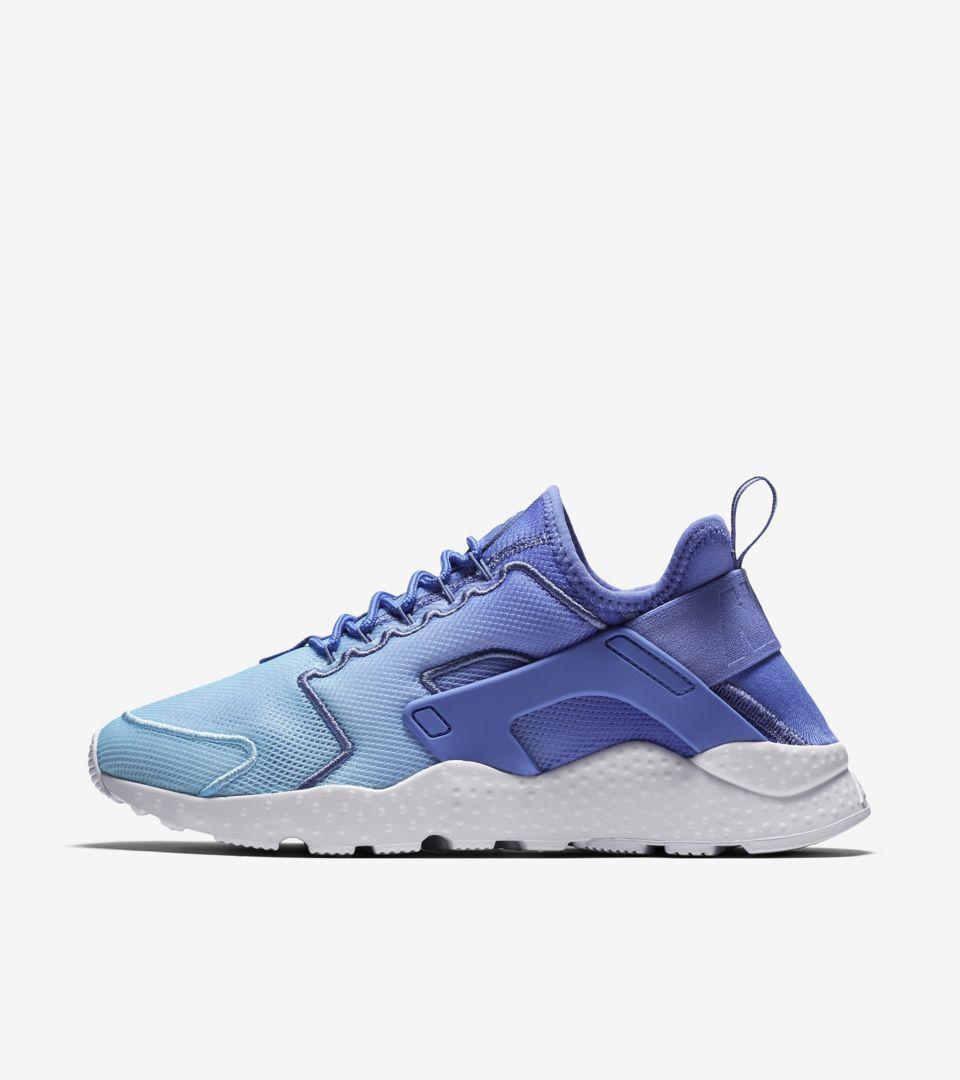 timeless design c6868 b10e4 Women's Nike Air Huarache Ultra Breathe 'Still Blue & Polar'. Nike+ SNKRS