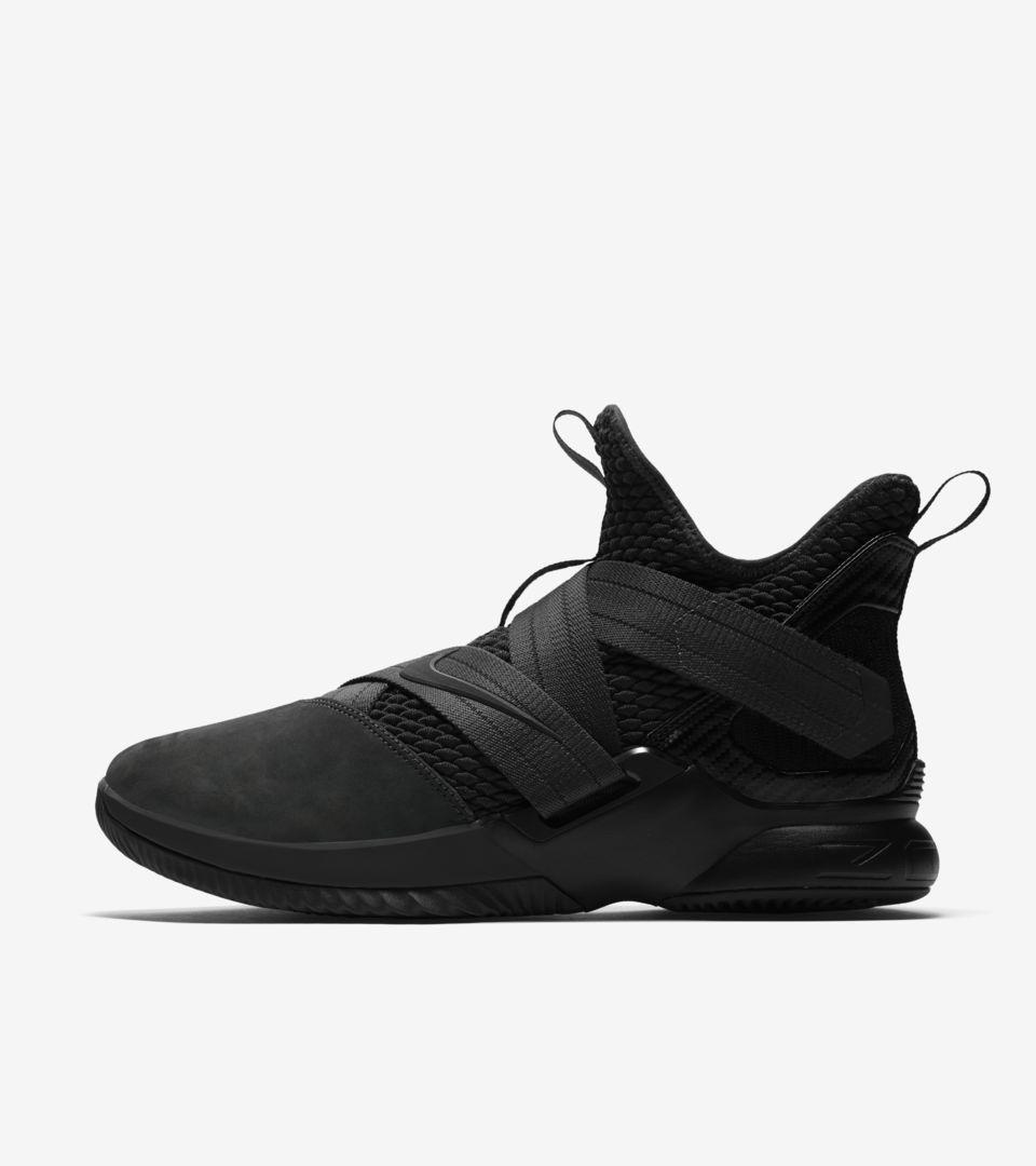 Nike LeBron Soldier 12 SFG 'Dark 23
