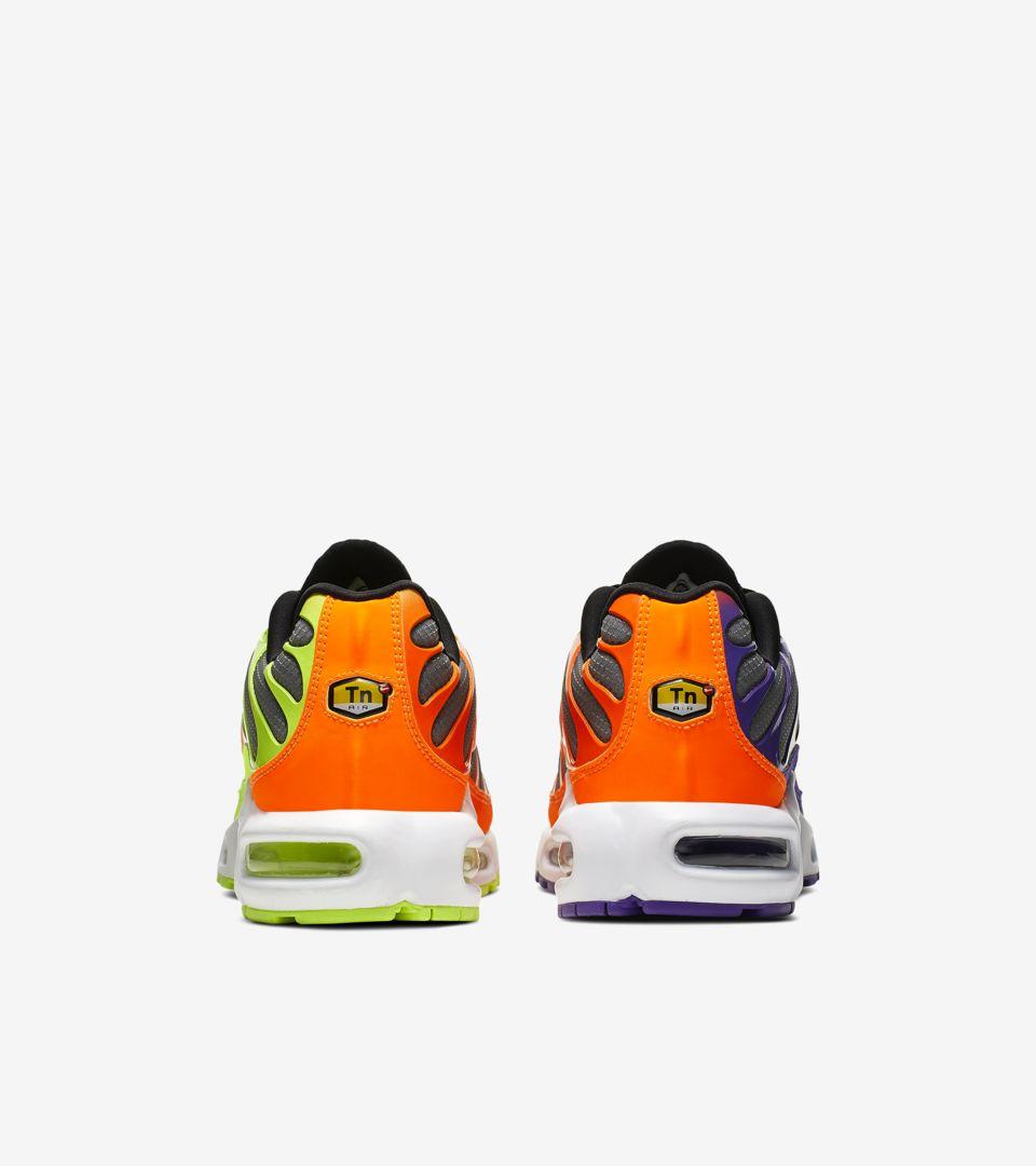 640d0c3396 ... Nike Air Max Plus 'Color Flip' Release ...
