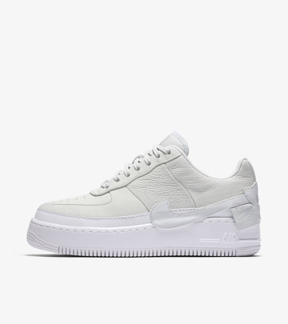 fc0371eb79c Women's Air Force 1 Jester XX '1 Reimagined' Release Date. Nike⁠+ SNKRS