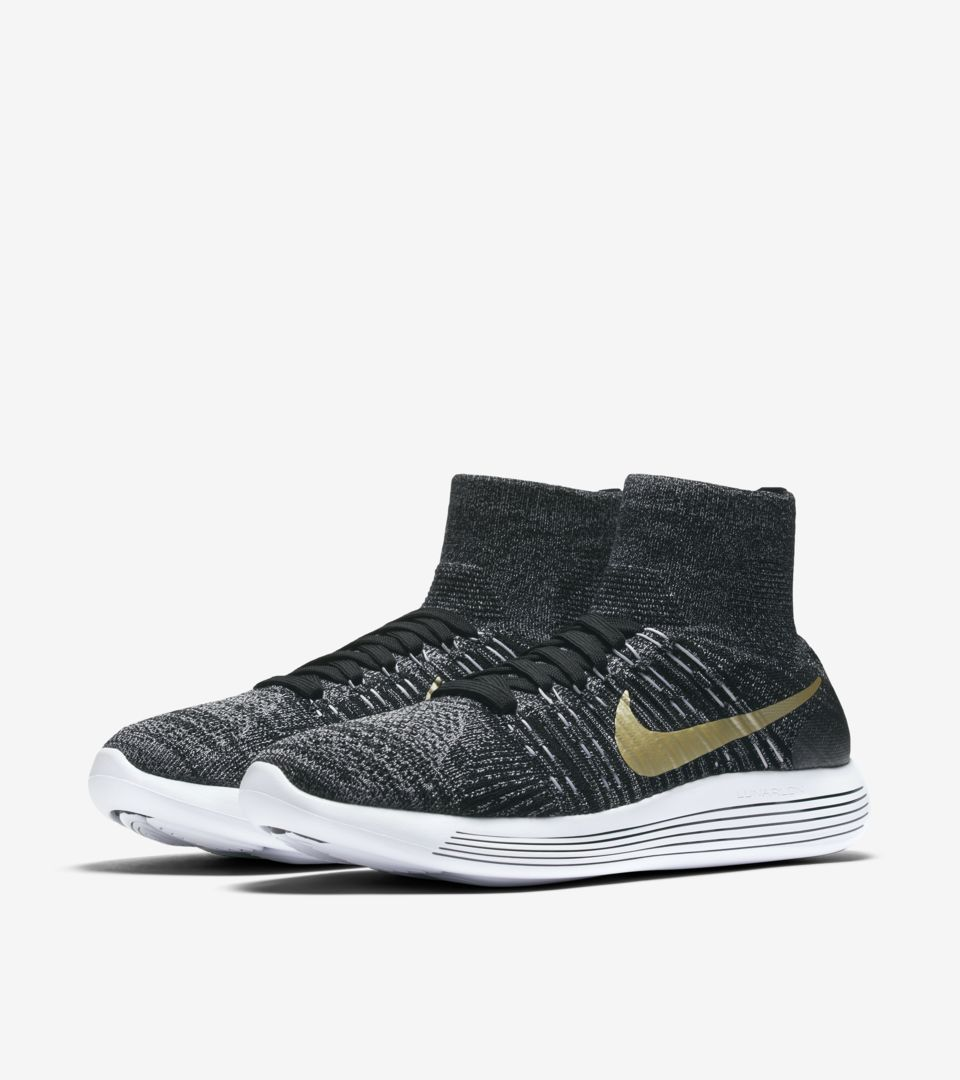 cea64ff7d2a95 Nike Lunarepic Flyknit BHM 2017. Nike⁠+ SNKRS