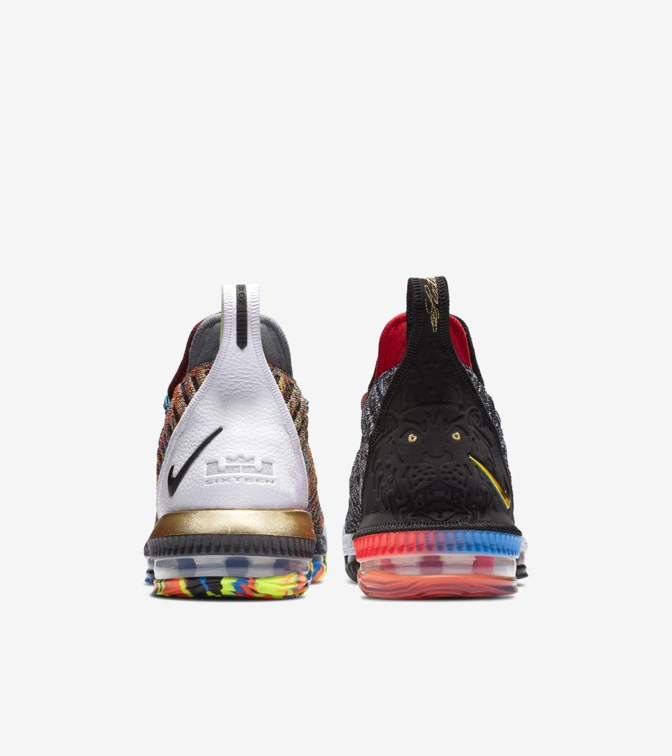 promo code 0ad1d e307e Nike LeBron 16 '1 Thru 5' Release Date. Nike+ SNKRS