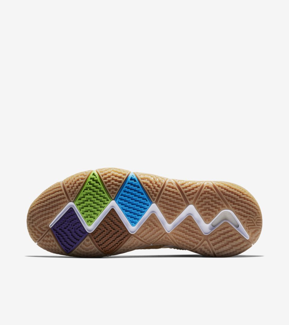 f374370f99cd Nike Kyrie 4  Cinnamon Toast Crunch  Release Date. Nike⁠+ SNKRS