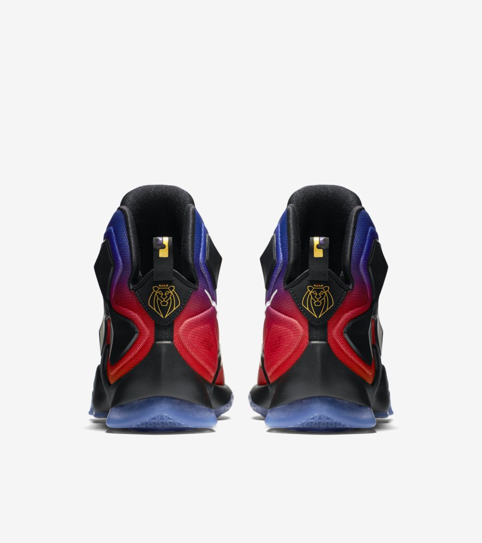 new concept b5162 20aa8 Nike LeBron 13 Doernbecher 'Laser Orange & Court Purple ...