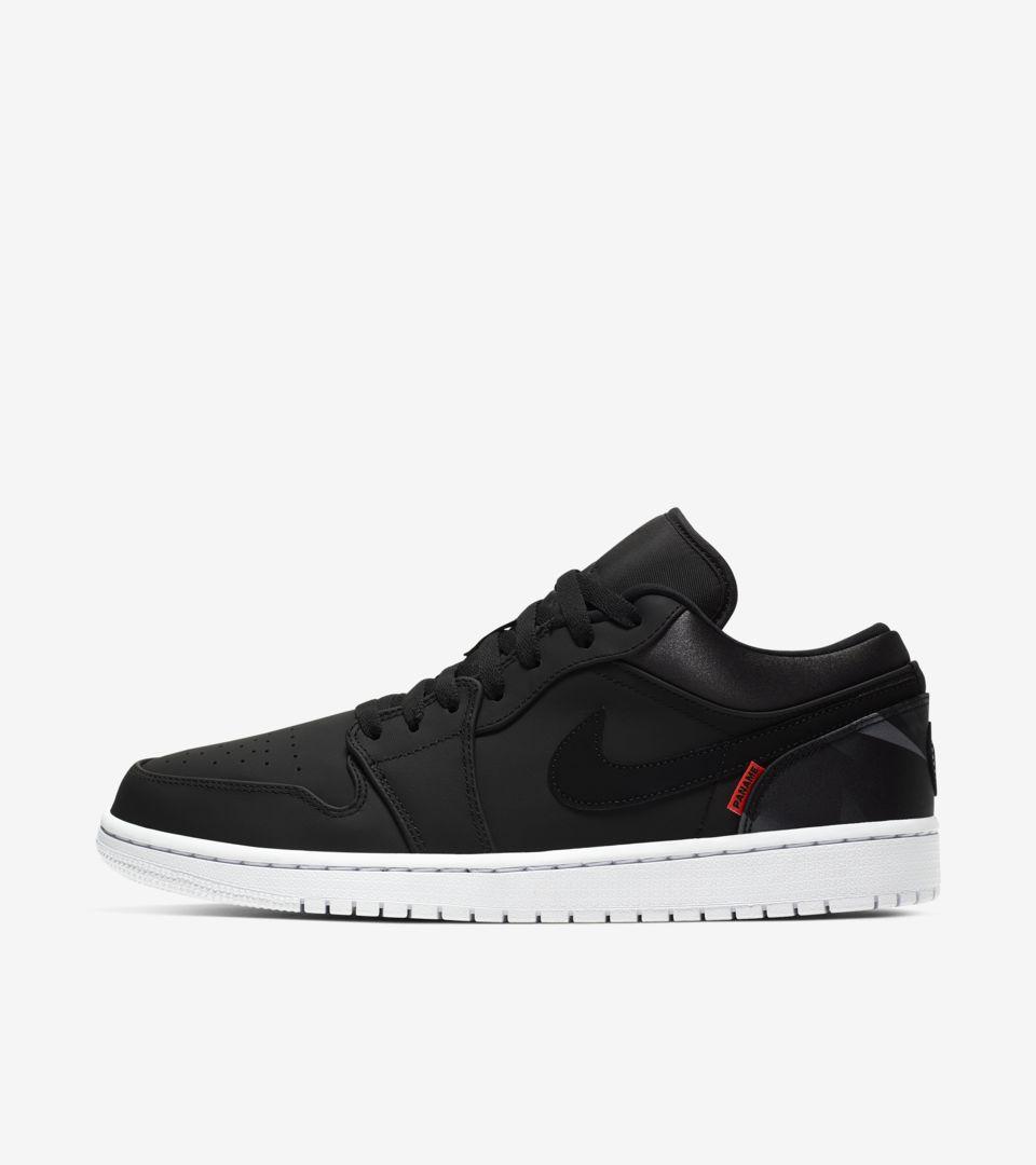 Air Jordan 1 Low 'PSG' Release Date. Nike SNKRS