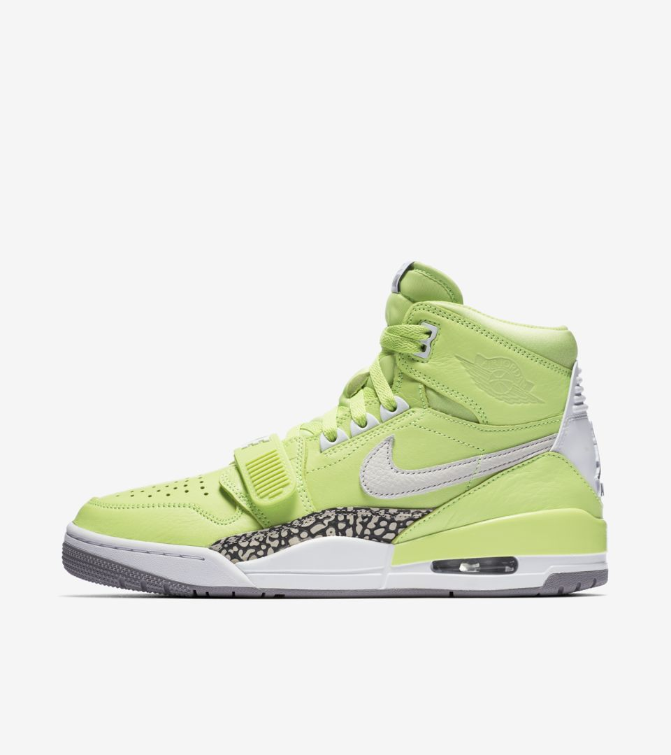 cdc98d3c228d8c Air Jordan Legacy 312  Ghost Green  Release Date. Nike⁠+ SNKRS