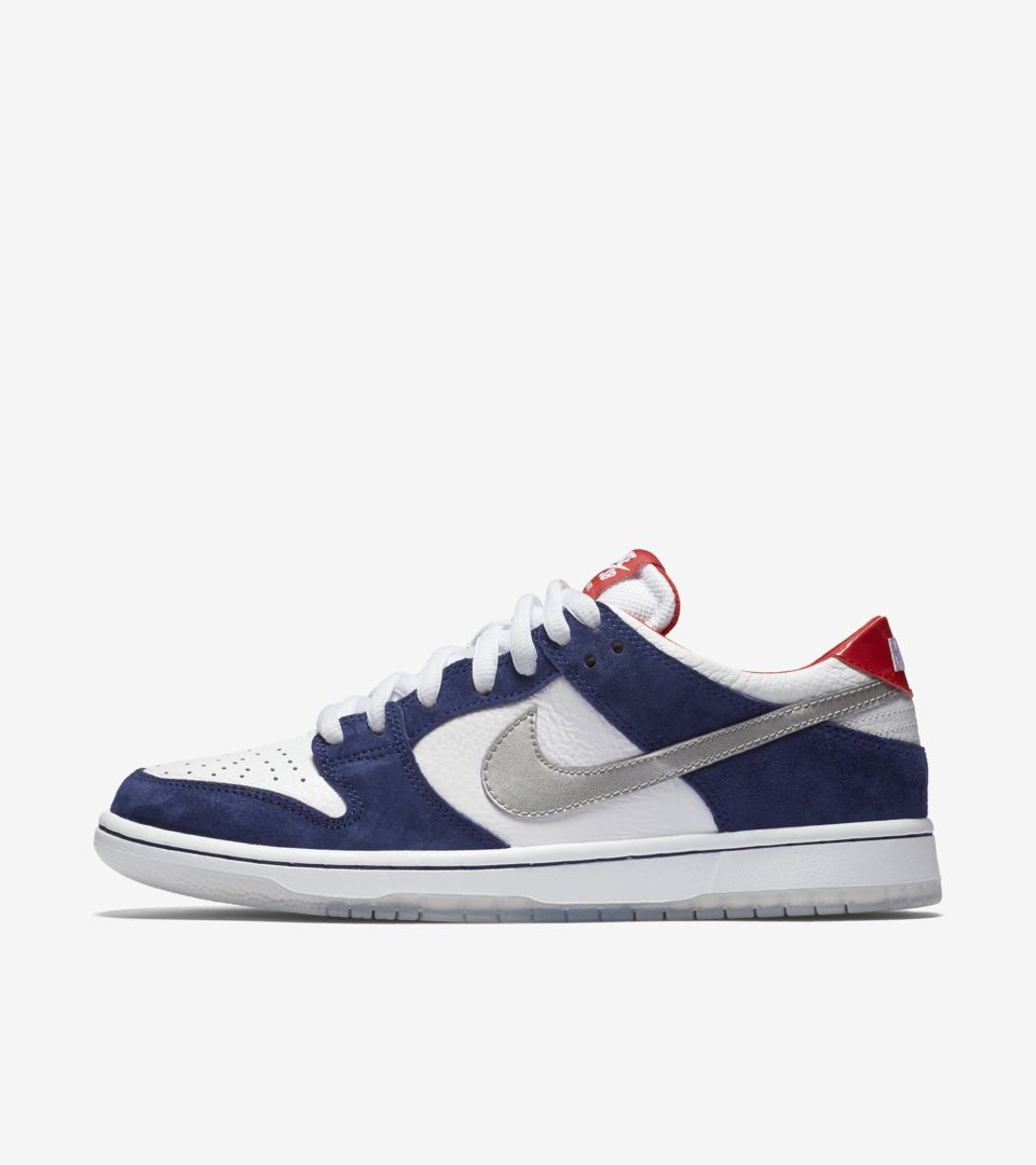 sports shoes ccff1 c910b Nike Dunk SB Low Pro 'Ishod Wair'. Nike⁠+ SNKRS
