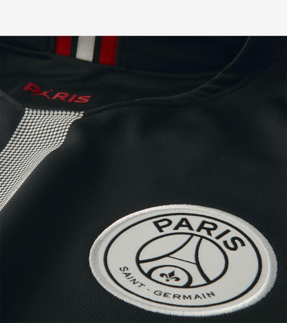 Jordan x Paris Saint-Germain Black Kit