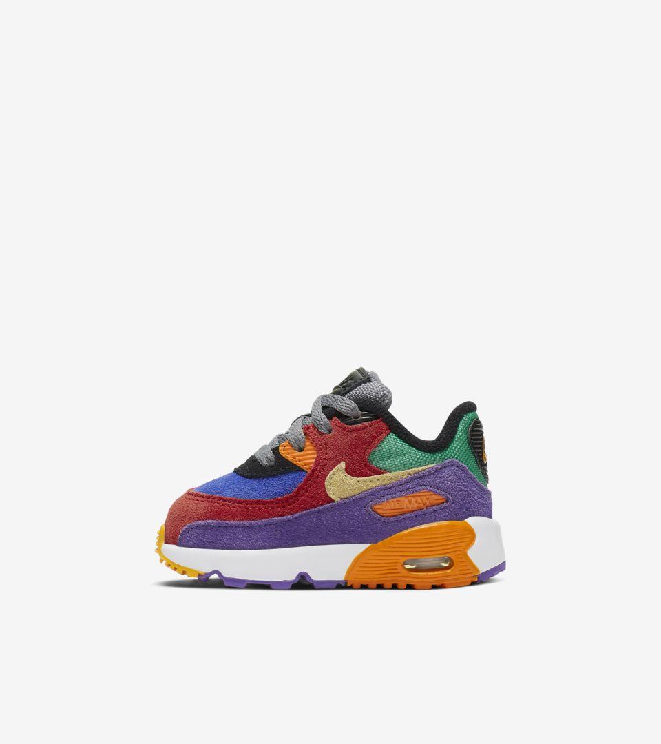 Air Max 90 'Viotech' — releasedatum. Nike SNEAKRS NL
