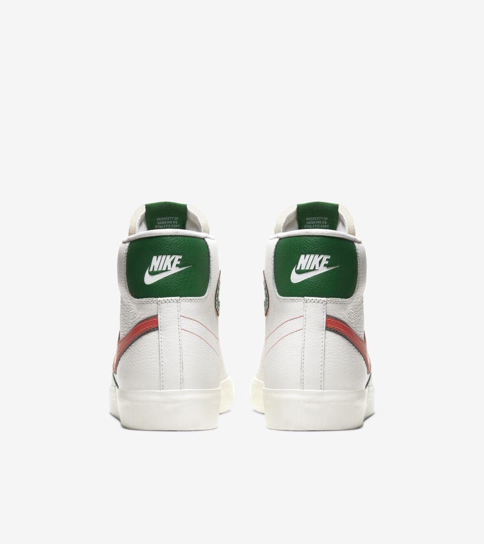 Nike x Stranger Things Blazer Mid 'Hawkins High' Release Date