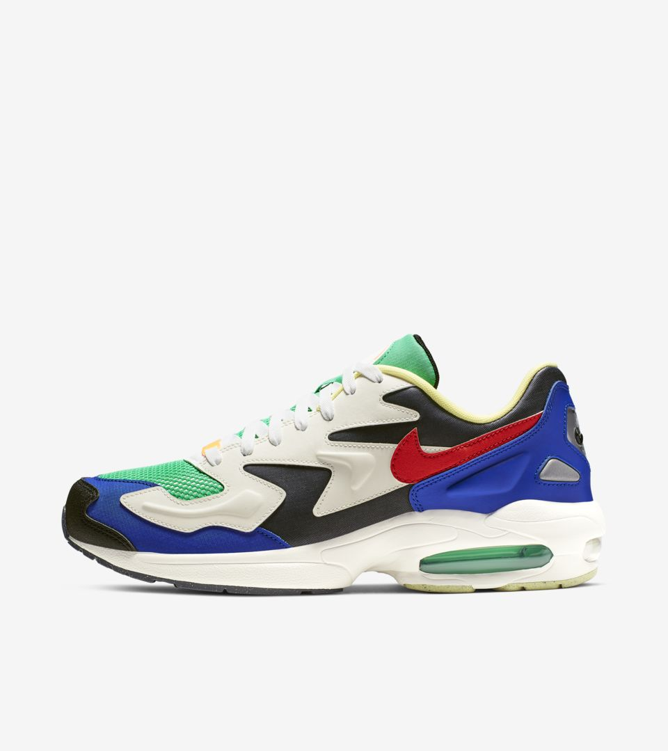 1c98a744c0 Nike Air Max2 Light 'Royal Cream' Release Date. Nike+ SNKRS