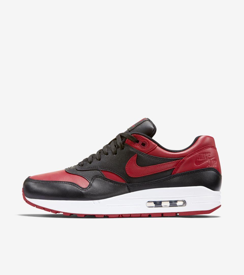Nike Air Max 1 'Bred'. Nike SNKRS