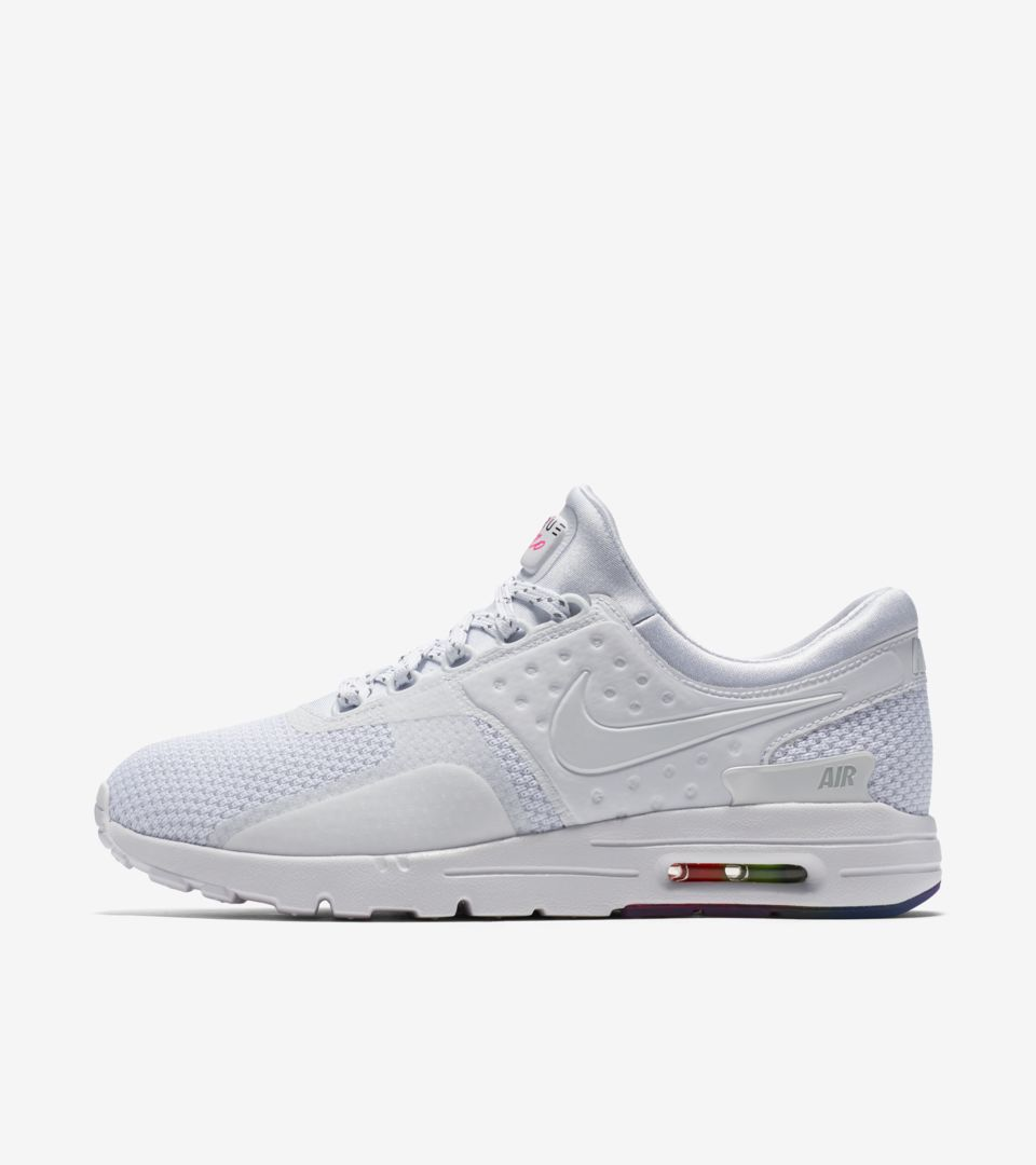 Women s Nike Air Max Zero  Be True  Release Date. Nike⁠+ SNKRS 8fc2bad94