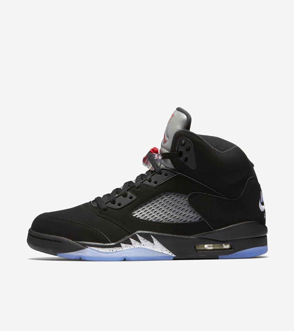 la meilleure attitude 48b28 e6d02 Air Jordan 5 'Metallic Silver' Release Date. Nike+ SNKRS