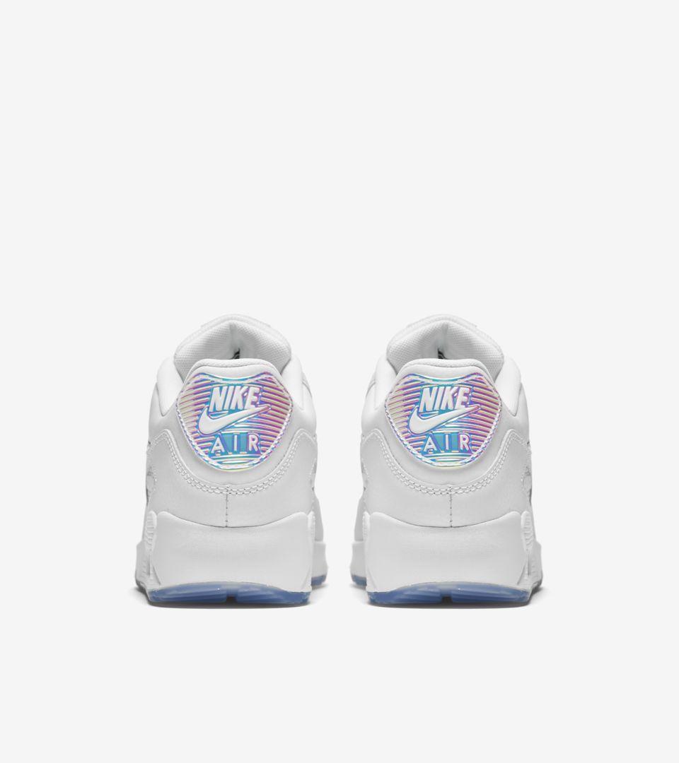 hot sale online 04b7f 5b7f9 Women s Nike Air Max 90  Summer Shine . Nike+ SNKRS