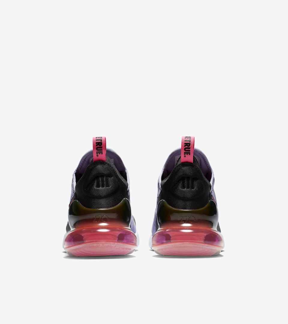 get cheap 96110 0cda8 Nike Air Max 270 Betrue Multicolor Release Date. Nike⁠+ SNKR