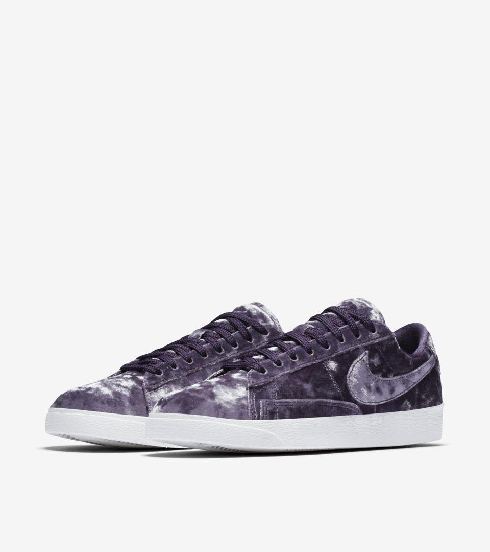 Women s Nike Blazer Low LX  Dark Raisin  Release Date. Nike+ SNKRS 68c0b4e41f